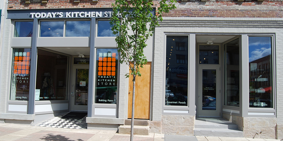 Today's Kitchen Store - Front